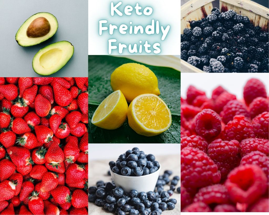 list of keto friendly fruits