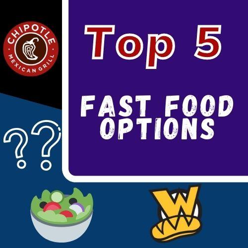 best fast food option on keto