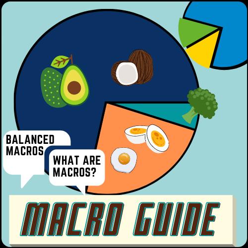 LCHF Macro guide
